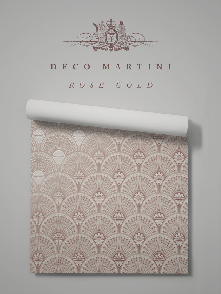 Deco Martini 'Rose Gold' Sample