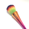 Rainbow Nail Dust Brush - Flick & Flutter Beauty Supplies Australia