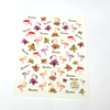 Flamingo Frolic Nail Stickers - Flick & Flutter Beauty Supplies Australia