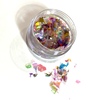 Confetti Mylar - Flick & Flutter Beauty Supplies Australia