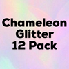Chameleon Glitter Bundle 12 Pack - Flick & Flutter Beauty Supplies Australia