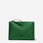 Hoxton Clutch - Rainforest Green