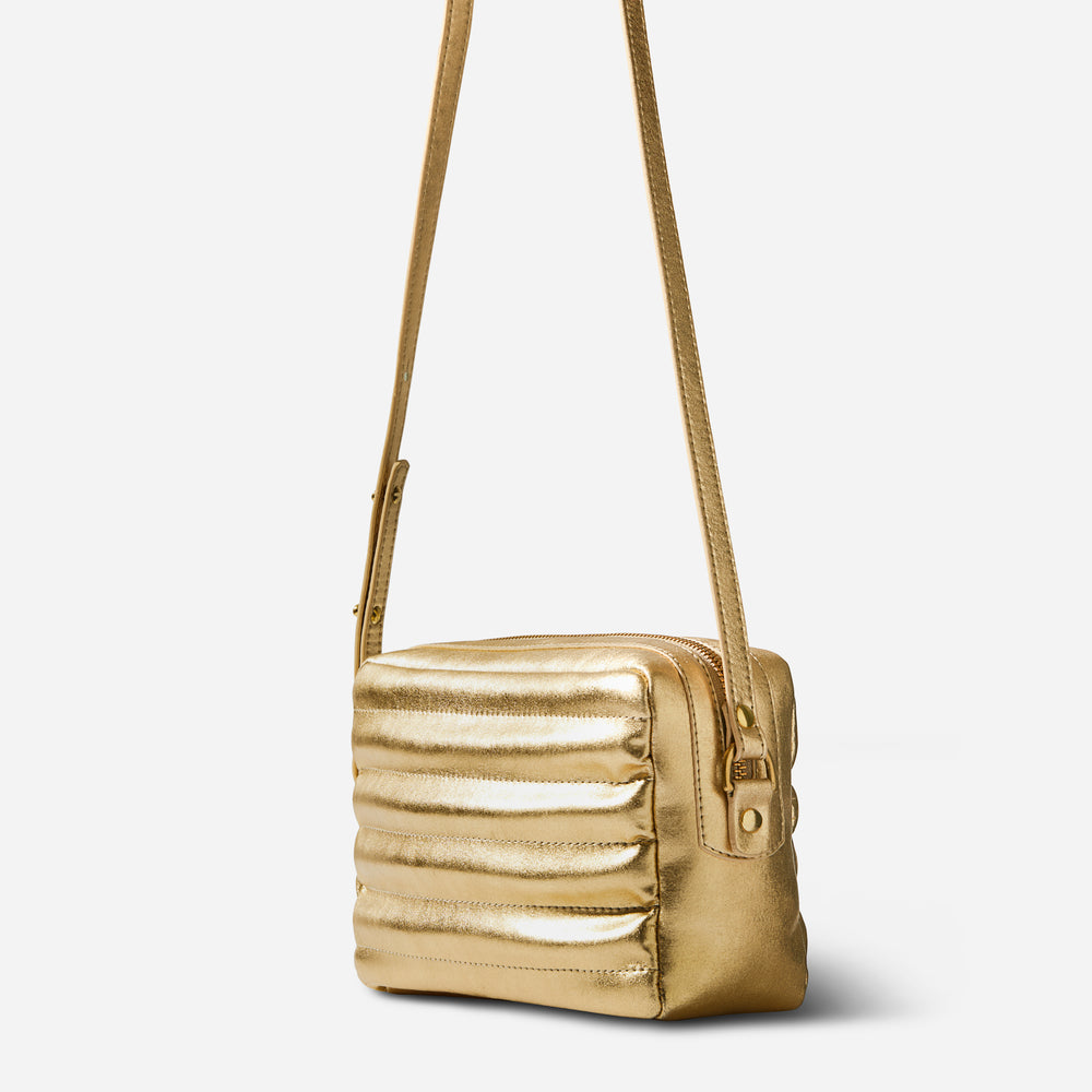 Ridley Crossbody - Gold