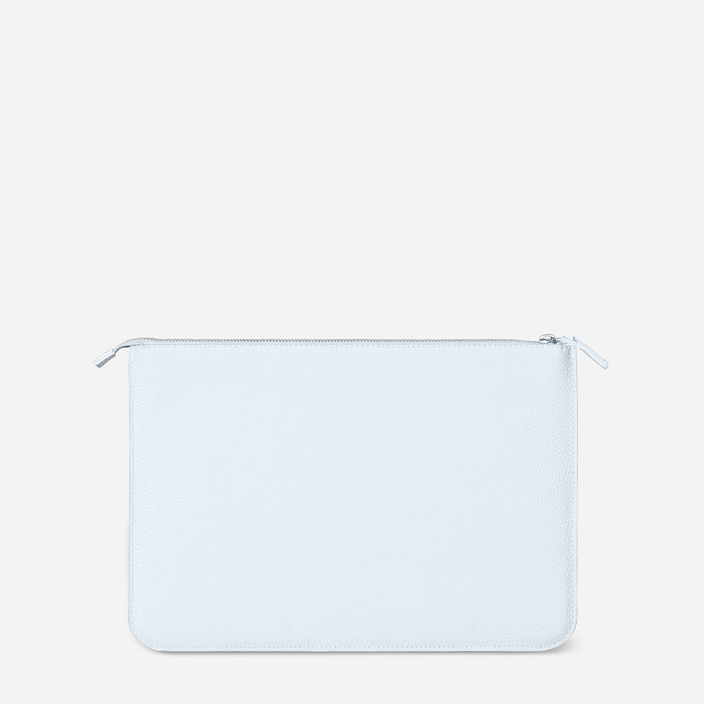Load image into Gallery viewer, Dalston Laptop Case - White Pebble