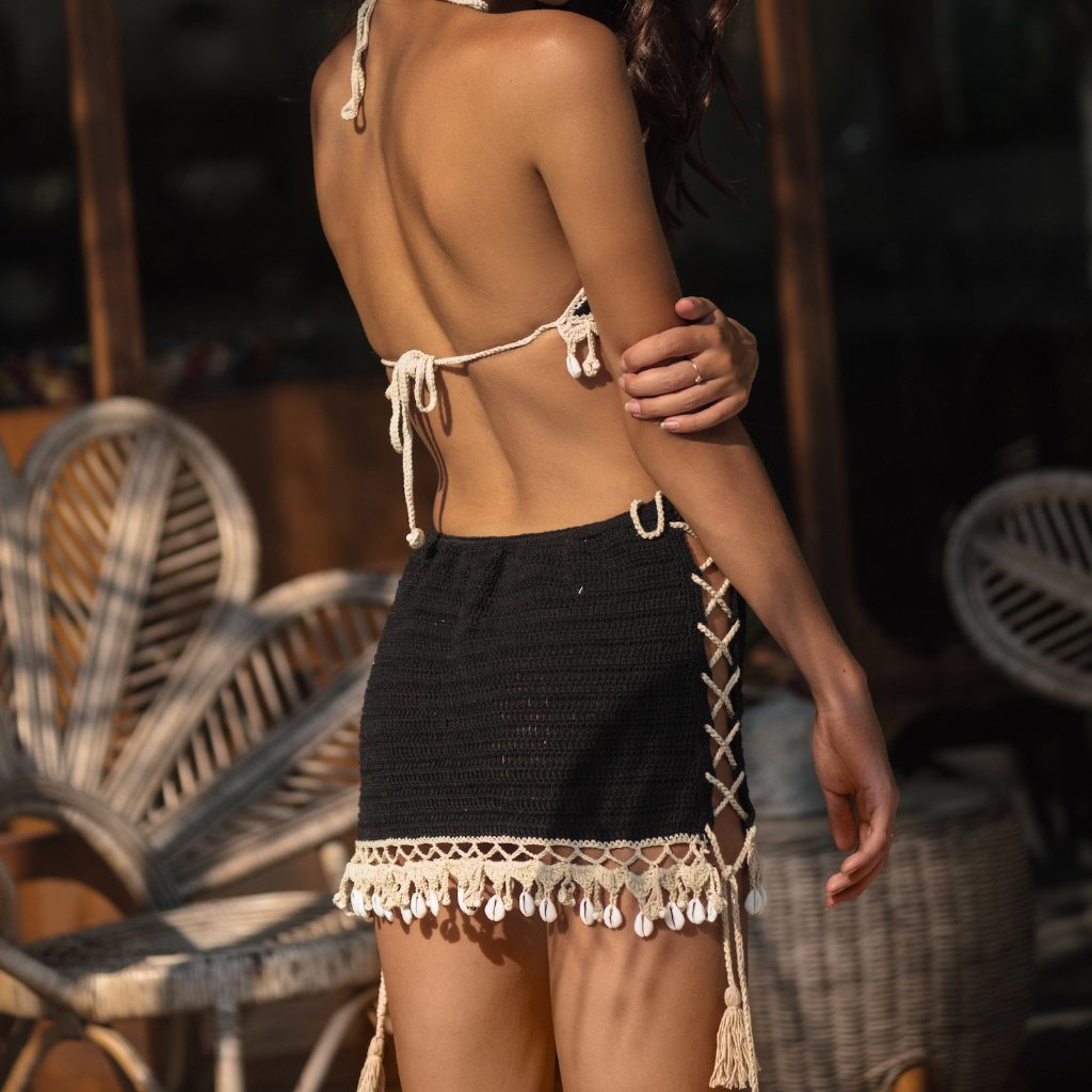 Heatwave Mini Skirt