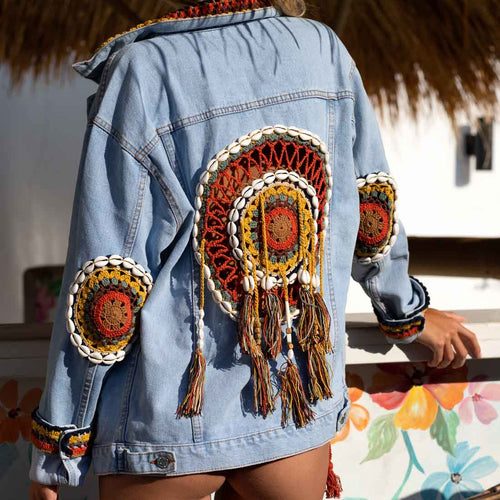 Alpine Denim Jacket