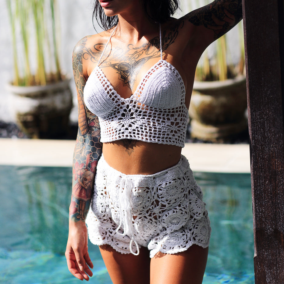 andibagus_lotus_shorts_white
