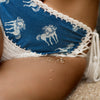 Unicorn Lace-Up Bottom