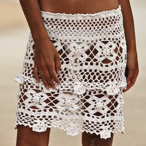 Spice Road Mini Skirt