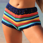 Daisy Chain Multi Colour Shorts