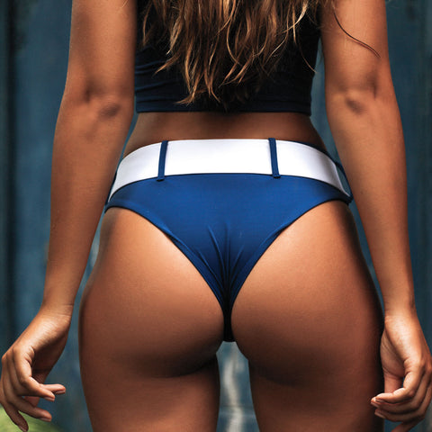 Printed Tommy Thong