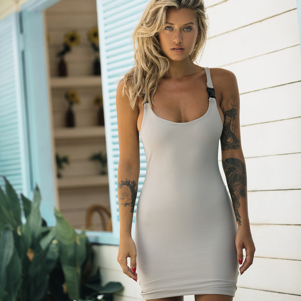 Dr NO Tank Dress