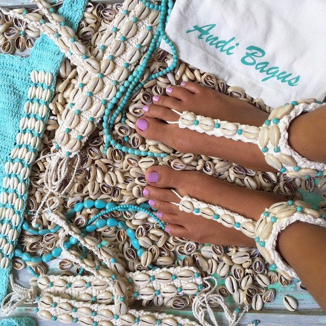Earth Child Barefoot Sandals
