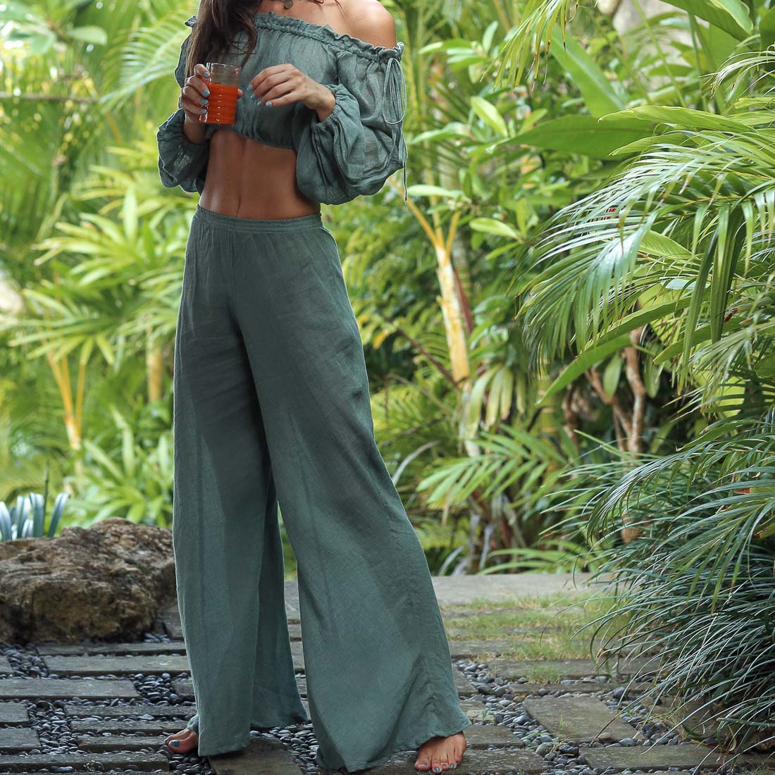 Gaia Long Pants