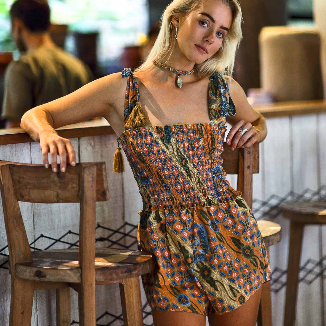 Ming Playsuit