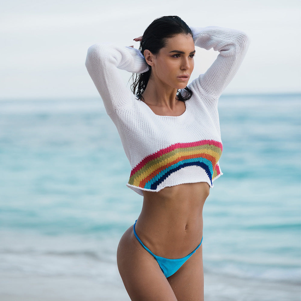 Malibu Rainbow Jumper