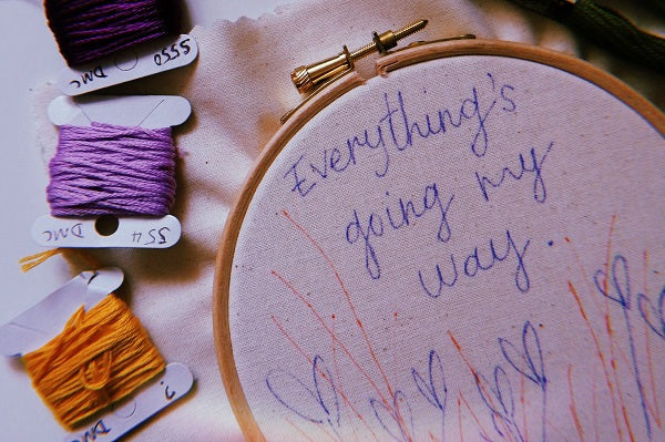 Now is a great time to teach yourself a new craft: A beginners embroidery guide