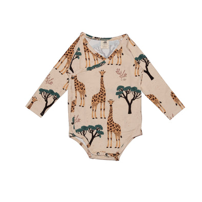 Walkiddy Giraffes Wrap Body