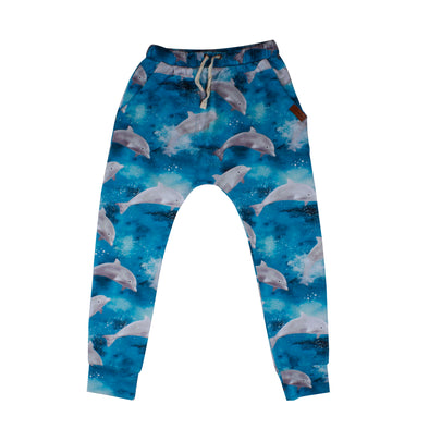 Walkiddy Happy Dolphins Baggy Pants