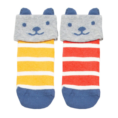 Kite Teddy Socks 2-Pack