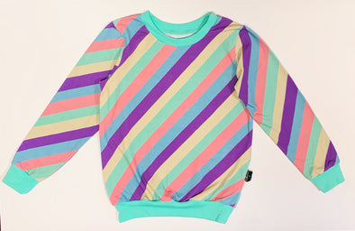 Little Loves Cornwall Candy Stripe Jumper