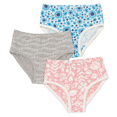 Kite Pretty Petal 3-pack Briefs