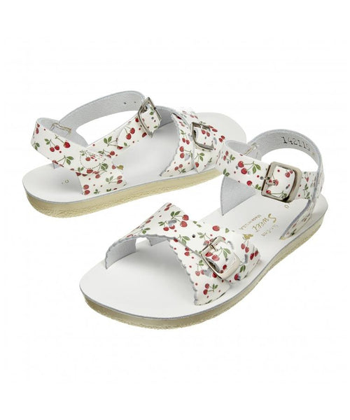 Salt-Water Sandals Sweetheart Cherry - child