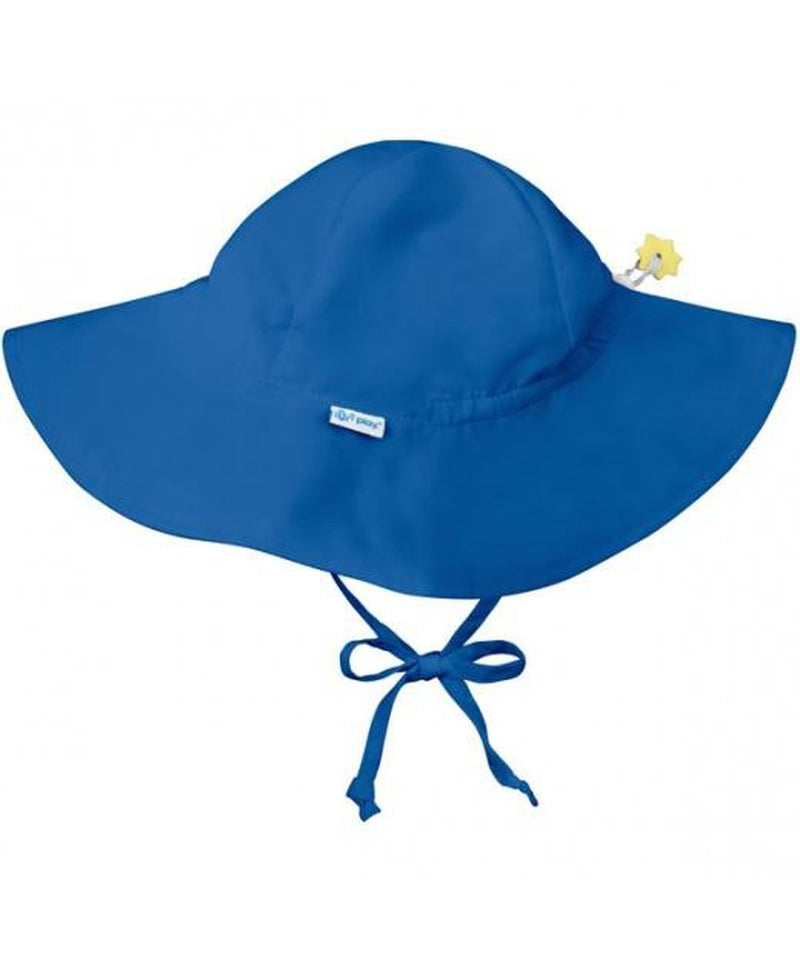 iPlay Royal Blue Wide Brim Sun Hat