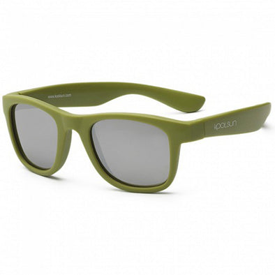 Koolsun Sunglasses - Wave - Army Olive Branch