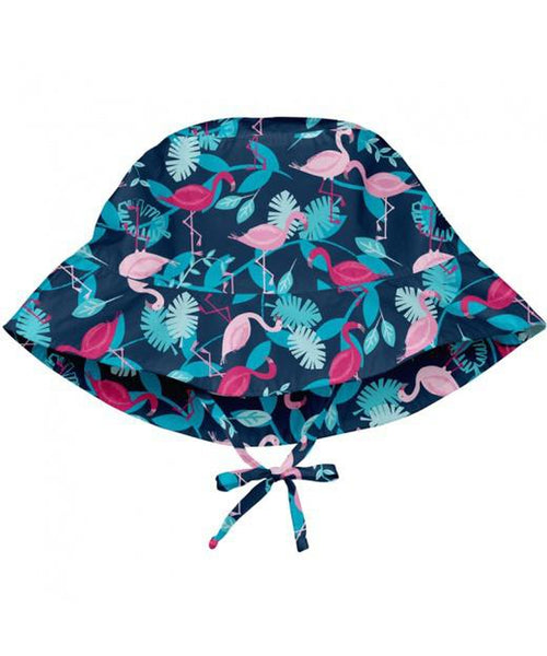iPlay Navy Flamingo Bucket Sun Hat