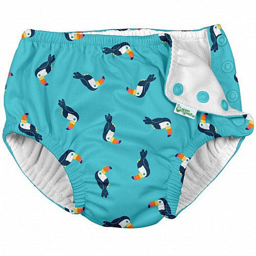 iPlay Aqua Toucan Reusable Swim Nappy
