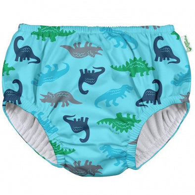 Green Sprouts iPlay Aqua Simple Dino Pull Up Swim Nappy