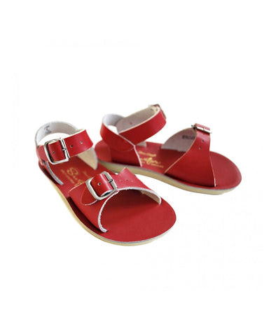 Salt-Water Sandals Surfer Red - child