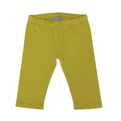 Enfant Terrible Lime Cropped Leggings