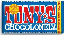 Tony's Chocolonely Extra Dark Chocolate 70% 180g