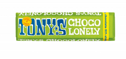 Tony's Chocolonely Dark Almond Sea Salt Chocolate 47g