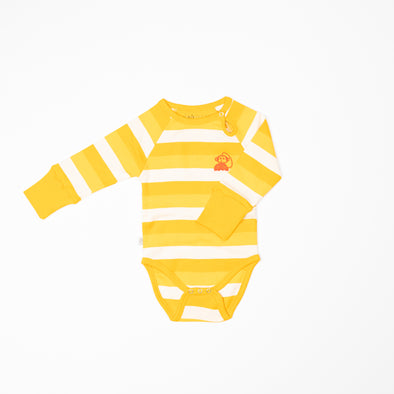 Alba Kay Body - Daffodil Stripes