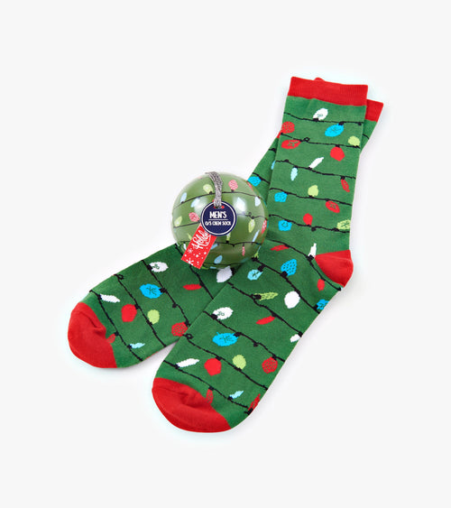 Hatley Northern Lights Socks in Balls - Men