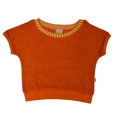 Ba*ba Kidswear Anna Terry Top