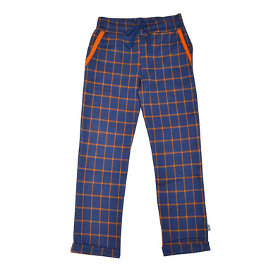 Ba*ba Kidswear Check Trousers