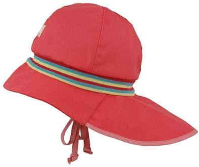 Pickapooh Firefighter Red Sun Hat UV80