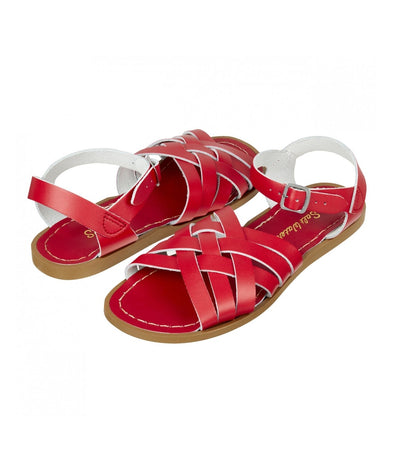 Salt-Water Sandals Retro Red - adult