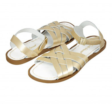 Salt-Water Sandals Retro Gold - adult