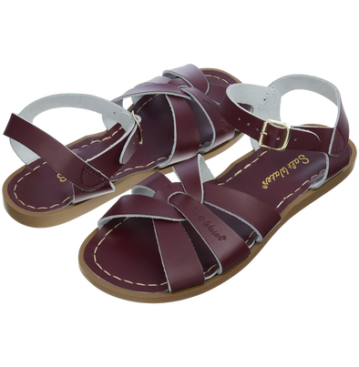 Salt-Water Sandals Original Claret - adult