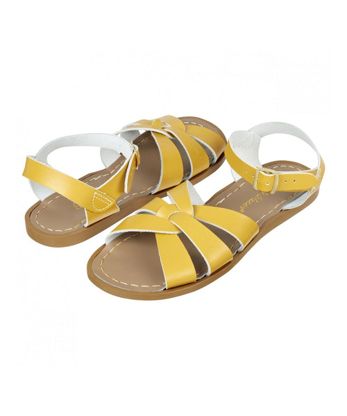Salt-Water Sandals Original Mustard - child