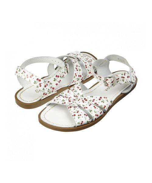Salt-Water Sandals Original Cherry - child