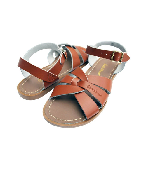 Salt-Water Sandals Original Tan - child