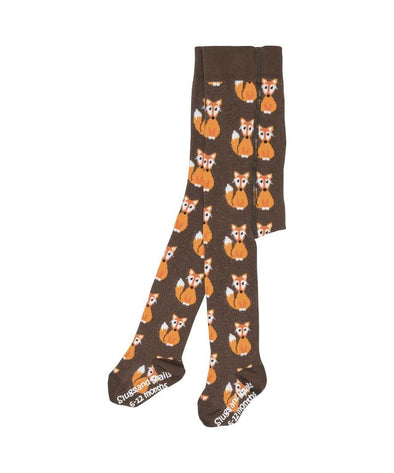 Slugs and Snails Foxy Tights