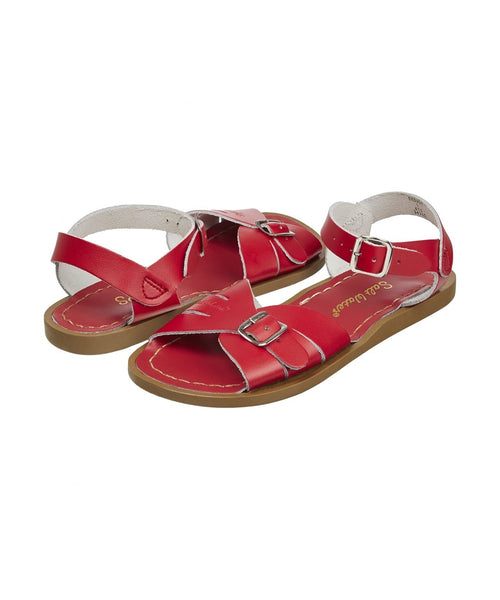 Salt-Water Sandals Classic Red - adult