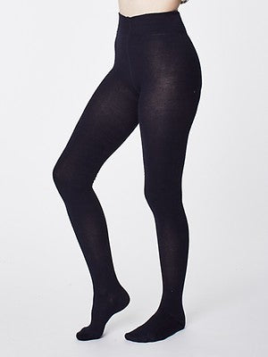 Thought Elgin Bamboo Tights - Black WAC3866